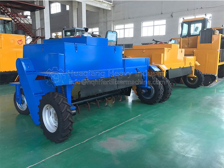 Crawler Type Turning Machine