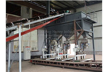 Tons Bags Fertilizer Packing Machine