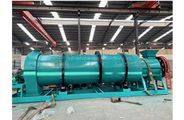 Huaqiang ship organic fertilizer granulator machine to Indonesia market