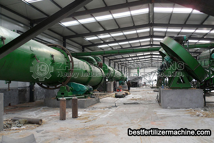 fertilizer production line