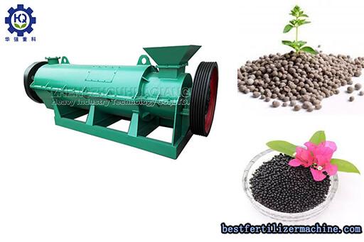 Modern New Type Organic Fertilizer Production Line